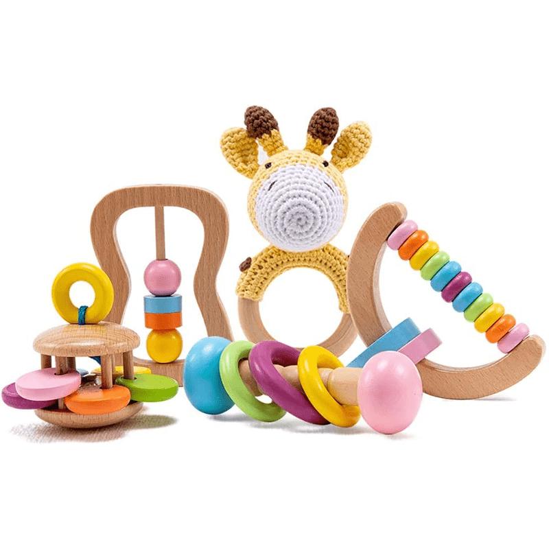 Kit brinquedos montossori
